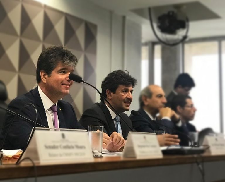 714dd602 69f9 4a49 af35 d7defbcffcd5 e1568122142229 - Ruy tem reunião de trabalho com ministro da Saúde para reforçar o Médicos pelo Brasil