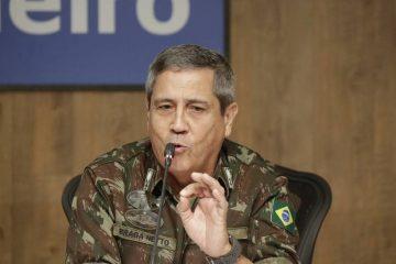 Braga Neto 360x240 - Ministro Braga Netto visita tropas especializadas em intervenção federal, diz VEJA