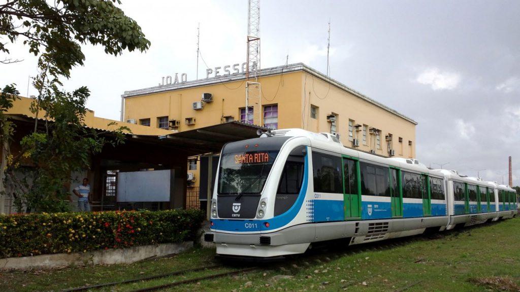 CBTU Joao Pessoa VLT TERCEIRO 1024x576 - VLTs Urbanos param no feriado da Independência do Brasil