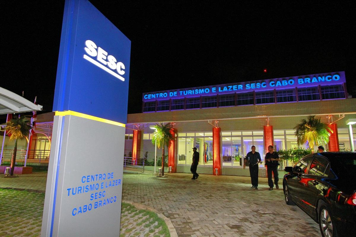 Centro de Turismo e Laser Sesc Cabo Branco pag.Pagina 3 cad.Extra kleide Teixeira 248906 - Fecomércio lança Câmara de Comércio Exterior da Paraíba