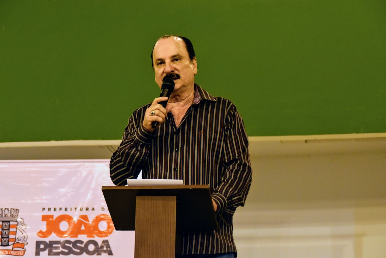 Durval Ferreira à frente da Secitec PMJP - Secitec abre inscrições para preencher 200 vagas em cursos técnicos presenciais em parceria com o Senac