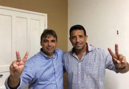 COMEÇOU A DEBANDADA: Líder da oposição em Cruz do Espírito Santo renuncia presidência do PSB e se filia ao Avante