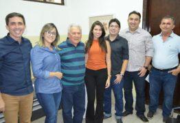 Zé Aldemir se reúne com equipe da Energisa e garante iluminação de Led em várias avenidas de Cajazeiras