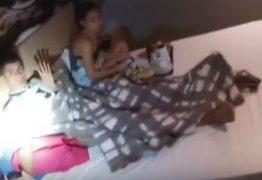 Líder do PCC é preso em cama de motel com namorada: VEJA VÍDEO