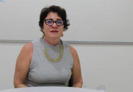 CALVÁRIO: em discurso, Márcia Lucena se compara a Cícero: 'A Justiça pode ser fatal quando erra'; VEJA VÍDEO