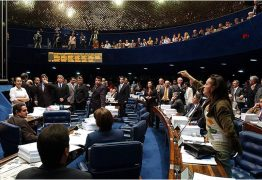 PREVIDÊNCIA: Senado aprova texto-base, mas adia conclusão da votação para esta quarta