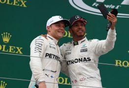 Hamilton consegue reverter bom resultado da Ferrari nos treinos e garante vitória na Rússia