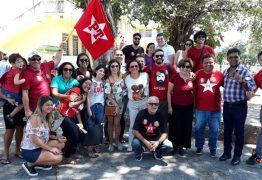 'LULA LIVRE' marca eleição no PT da Paraíba; legenda mantém Jackson Macedo na direção estadual