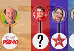 SUCESSÃO MUNICIPAL: André Gadelha confirma pré-candidatura em Sousa, mas oposição têm outros nomes que podem disputar prefeitura contra Fábio Tyrone