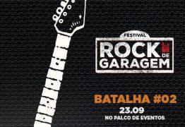 Mangabeira Shopping realiza segunda batalha do Festival Rock de Garagem nesta segunda
