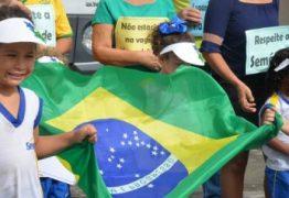 Sesc Paraíba realiza atividades em comemoração à Semana da Pátria