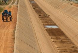 INAUGURADA ÀS PRESSAS POR TEMER: águas do São Francisco não chegam a Paraíba há cinco meses