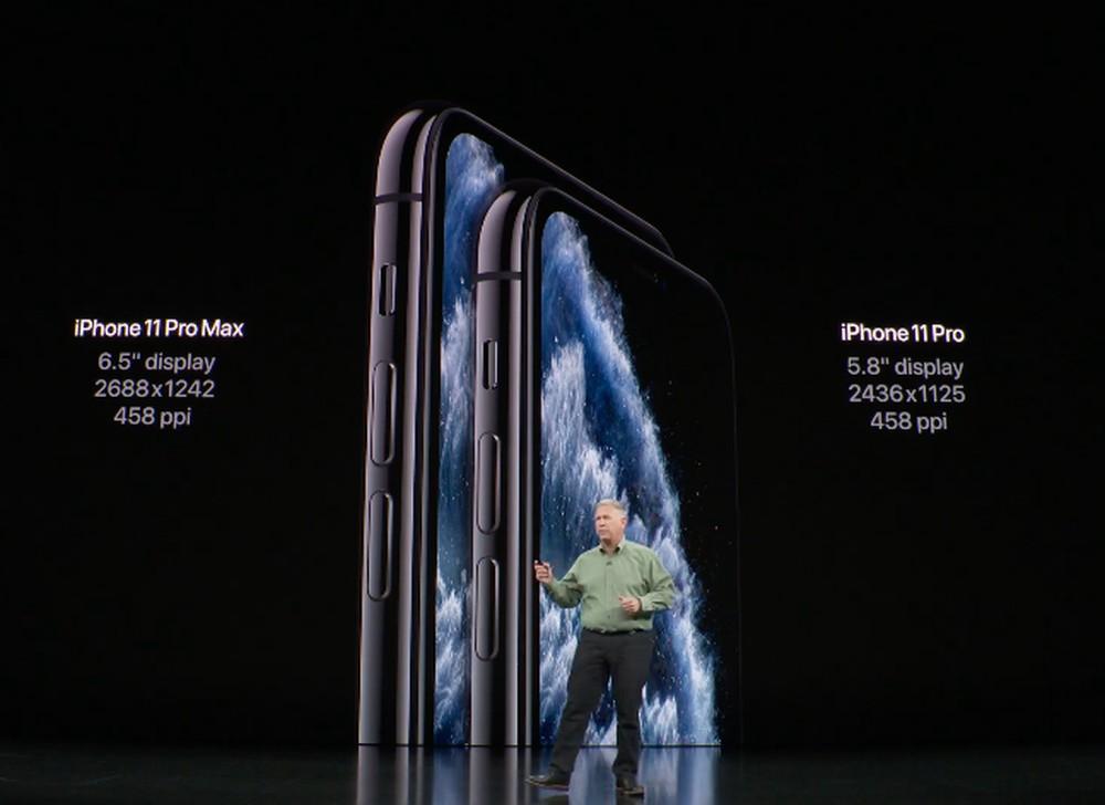 captura de tela 2019 09 10 as 15.24.27 - Apple lança novos Iphone 11, Pro e Pro Max; veja detalhes