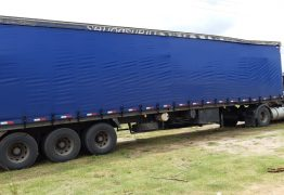 R$ 100 MIL: PRF e PM recuperam caminhão e carga roubada na Paraíba