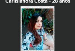 DESAPARECIDA: Estudante da Unipê desaparece a caminho da aula e família pede ajuda