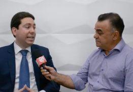 Felipe Leitão aposta em unidade das oposições e processos contra atual prefeito para ganhar eleições municipais de 2020 em Sousa – VEJA ENTREVISTA