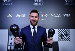 Lionel Messi é eleito o melhor do mundo pela sexta vez