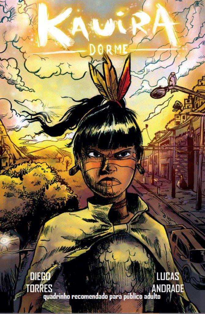 gibi1 670x1024 - 'Perifa Geek': rappers brasileiros viram super-heróis em quadrinhos
