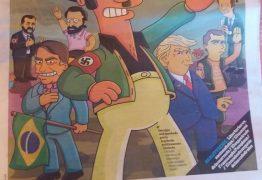 """Bolsonaro é eleito """"imbecil do ano"""" pela mídia espanhola: VEJA A REPERCUSSÃO INTERNACIONAL DO DISCURSO PRESIDENCIAL NA ONU"""