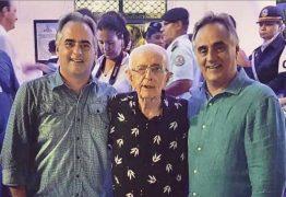 LUTO: Luciano Cartaxo faz homenagem para tio, ex-prefeito de Sousa, Clarence Pires de Sá