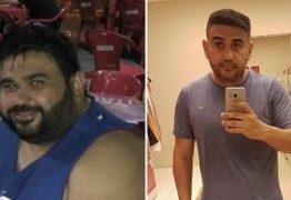 Paraibano perde 40 kg e 'sai do Serasa': 'Cada treino era uma dívida paga'