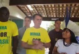 Carlos Bolsonaro publica vídeo em que youtuber indígena assume culpa por queimadas na Amazônia – VEJA VÍDEO