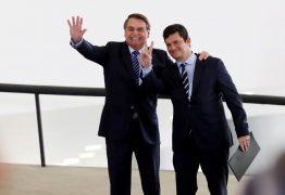 Após conversa com Moro, Bolsonaro mantém diretor-geral da PF para evitar novos desgastes