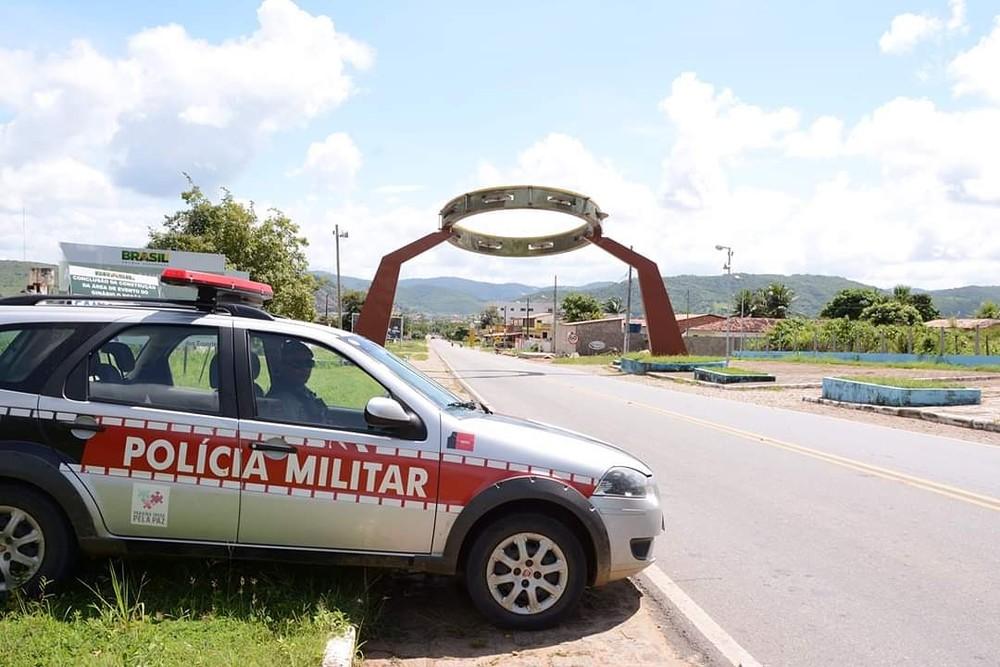 policia alagoa grande - Homem é preso suspeito de estuprar enteada de 11 anos em Alagoa Grande