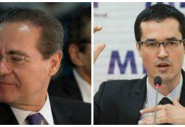 Renan Calheiros representa nova ação contra Dallagnol no CNMP