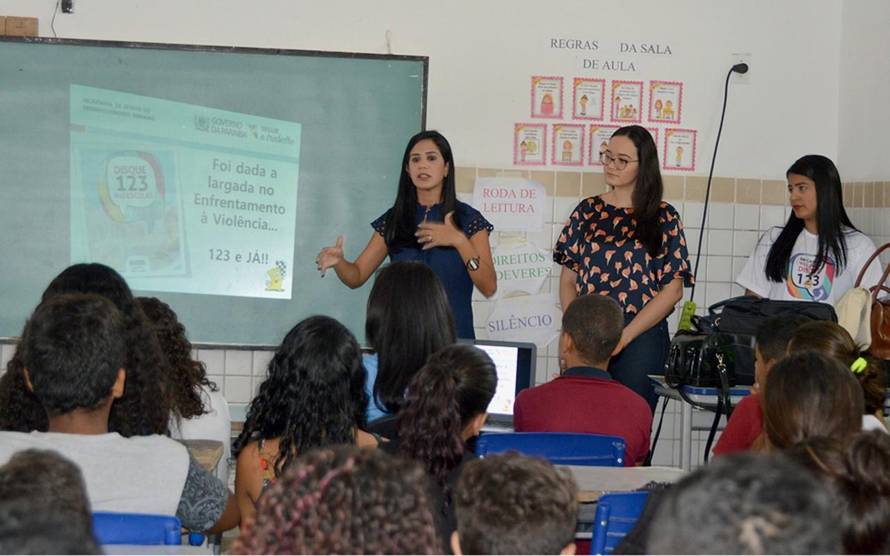 unnamed 1 2 - Governo divulga Disque Denúncia 123 para adolescentes em Santa Rita