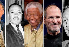 PRECISANDO DE INSPIRAÇÃO? Conheça os cinco líderes mais inspiradores do mundo (até hoje)