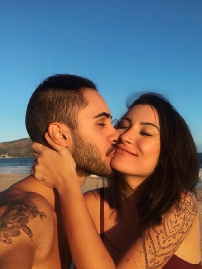 1 bianca 13747230 - Cantor Diogo, da Banda Melim, assume namoro com Bianca Andrade e faz declaração no aniversário da blogueira