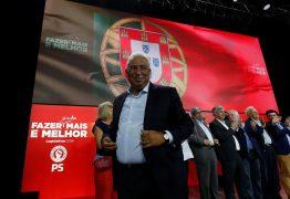 Com 95% das urnas apuradas, Partido Socialista lidera em Portugal