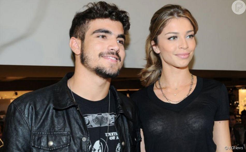 3160076 caio castro comenta foto de grazi massaf 950x0 2 - Caio Castro desconversa sobre affair com Grazi e fala que está solteiro