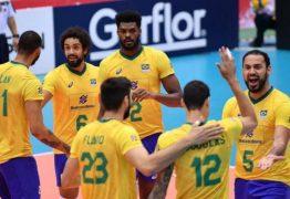 Brasil vence mais uma disputa na Copa do Mundo de Vôlei