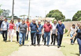 João Azevêdo realiza visitas técnicas e anuncia investimentos em Alhandra