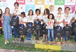 Projeto Aluno Nota 10 premia 440 estudantes da rede municipal em Santa Rita