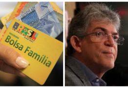 Nem é Bolsonaro, nem é Paulo Câmara. Pai do Décimo Terceiro do Bolsa Família é Ricardo Coutinho