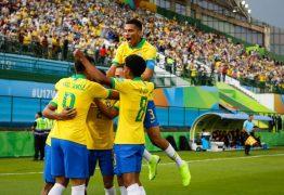 GOLEADA: Brasil vence o Canadá com placar elástico na abertura da Copa sub-17