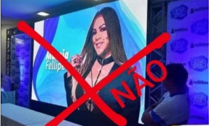 Capturar 26 - Festa da Luz: população de Guarabira pede que prefeitura cancele show de Márcia Fellipe após cantora criticar canonização de Irmã Dulce