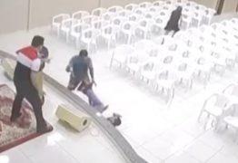 Crime brutal: jovem morre após ser esfaqueado dentro de igreja – VEJA VÍDEO