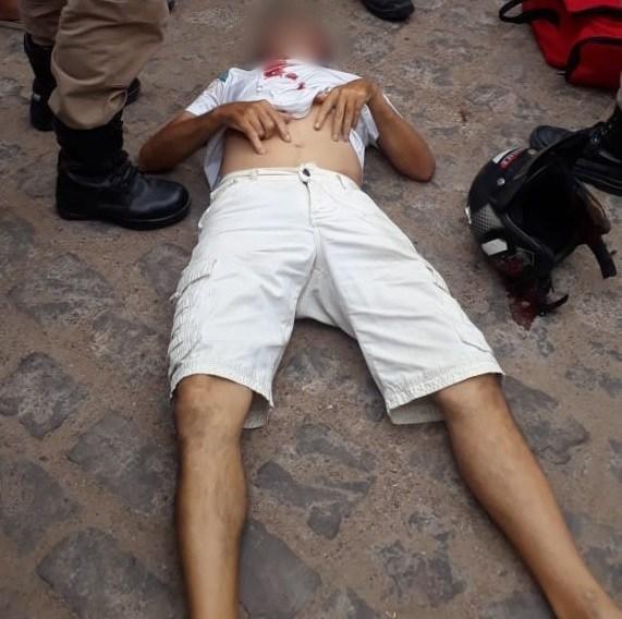 Dão do Karatê 1 1 - Professor de Artes Marciais é assassinado a tiros em Sousa