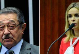 REFORMA APROVADA: José Maranhão e Daniella Ribeiro votam a favor da proposta