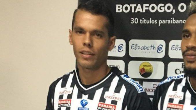 IMG 20190425 WA0070 e1570109061851 678x381 - Atacante não faz parte dos planos e rescinde contrato com o Botafogo-PB