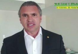 'ELE FALA POR SI': Julian Lemos publica vídeo reprovando fala de Eduardo Bolsonaro sobre AI-5 – VEJA