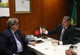 Azevêdo elogia Lemos por destinar emendas para Segurança Pública