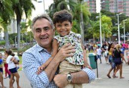 Parque da Lagoa e Bica reúnem quase 50 mil pessoas no 'Dia de Brincar e Ser Feliz' para comemorar o Dia das Crianças