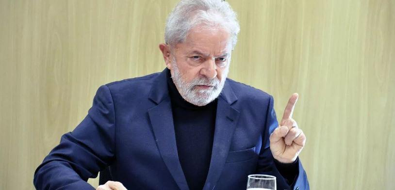Lula 1 - 'COM SANGUE NOS OLHOS': Lula fala com aliados sobre ânimo para retorno as ruas