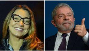Namorada de Lula 300x173 - Noiva de Lula já é considerada nova 'mandachuva' do PT