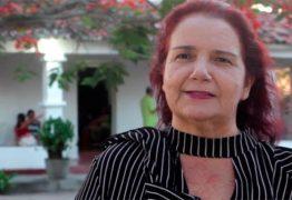 LUTO: paraibana, prefeita de cidade do Rio Grande do Norte morre aos 59 anos